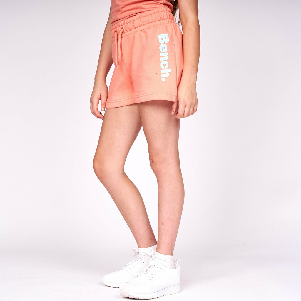 Girls Chow Shorts Pink - Bench Clothing - #LoveMyHood7-8yrsShorts
