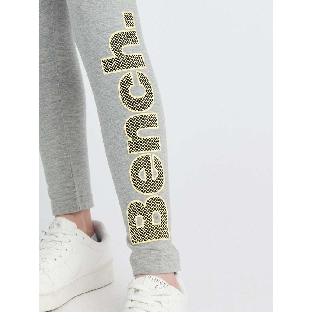 Girls ELIRA Leggings - GREY MARL - Bench Clothing - #LoveMyHood7-8 YEARSLeggings