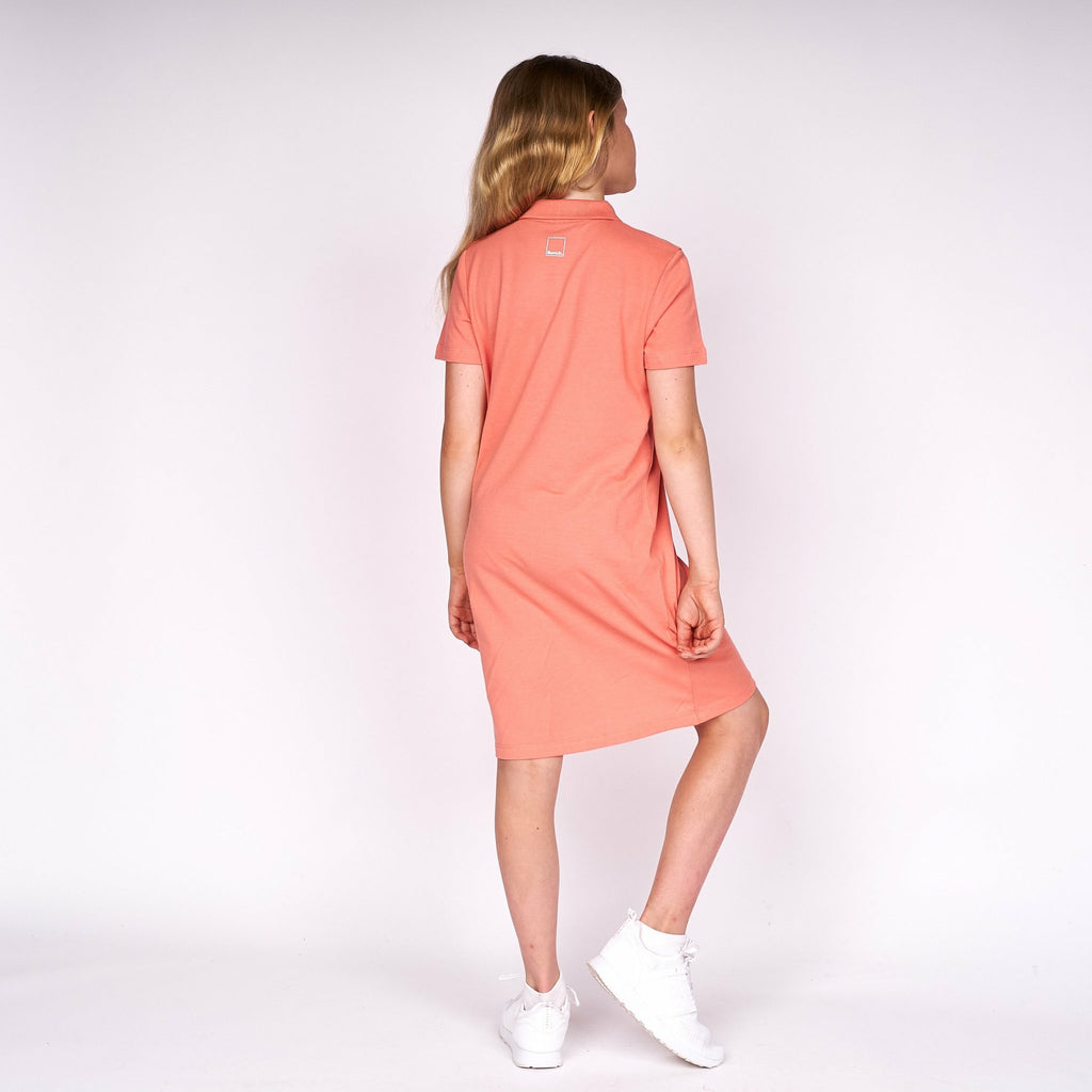 Girls Tweedle Dress Pink - Bench Clothing - #LoveMyHood7-8yrsDresses