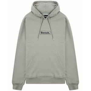 Mens Bennie Sustainable Hoodie Stone - Bench Clothing - #LoveMyHoodS