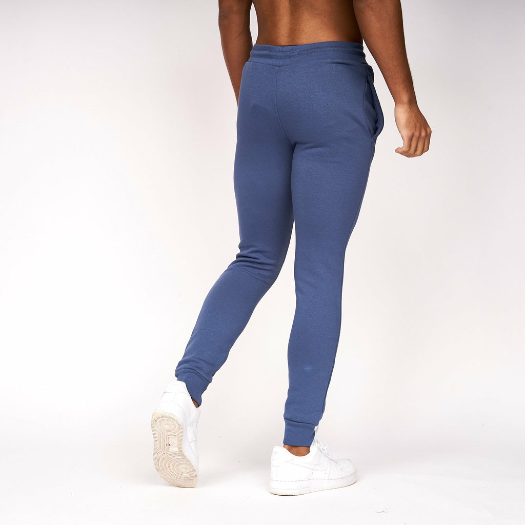 Mens Sustainable Serge Joggers Bearing Sea - Bench Clothing - #LoveMyHoodLJoggers