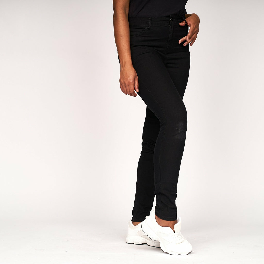 Womens Fay Skinny Jeans Black - Bench Clothing - #LoveMyHoodW28 L31Jeans
