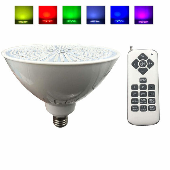 Color Changing Swimming Pool LED Light Bulb