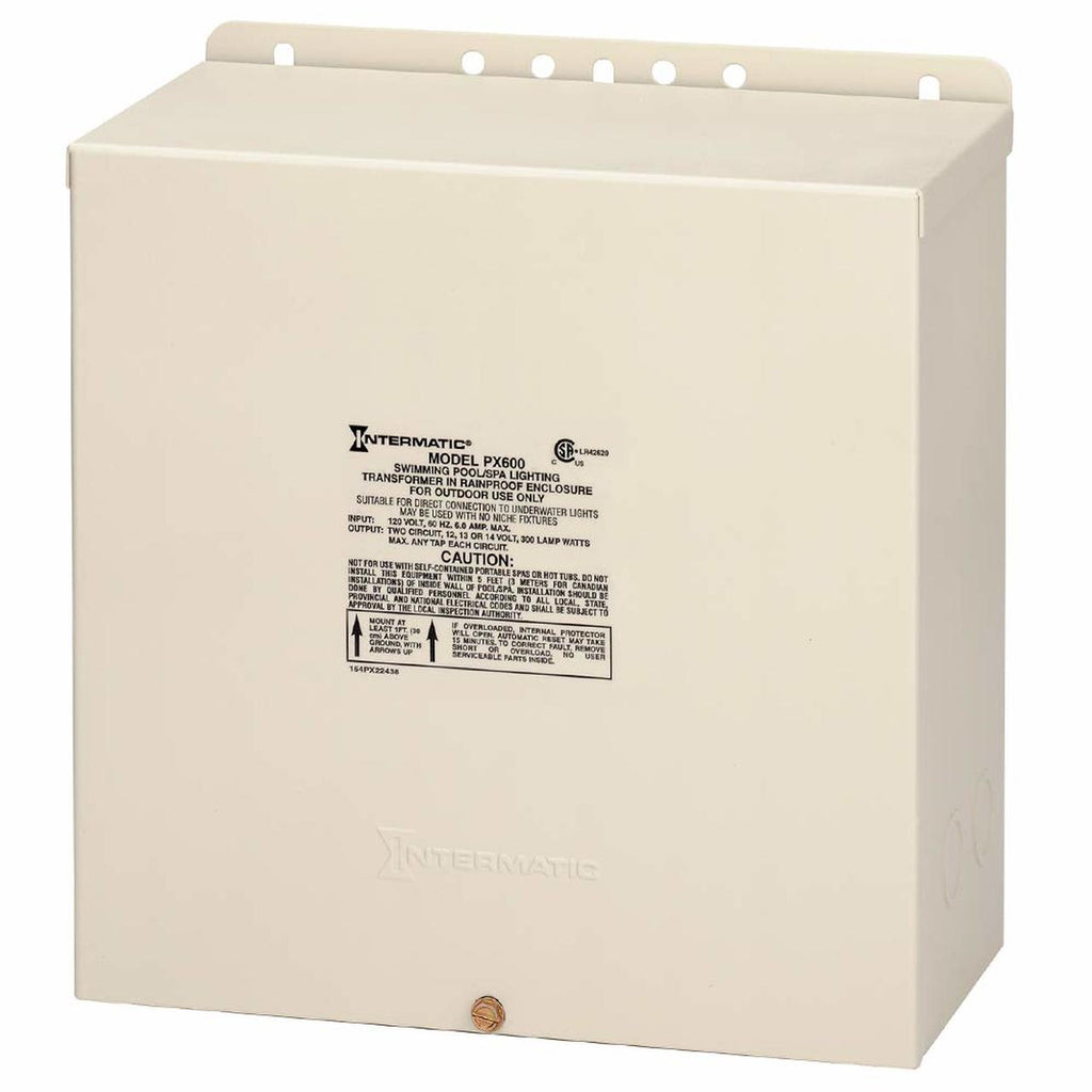 Intermatic PX600 Pool Light 600-Watt Safety Transformer