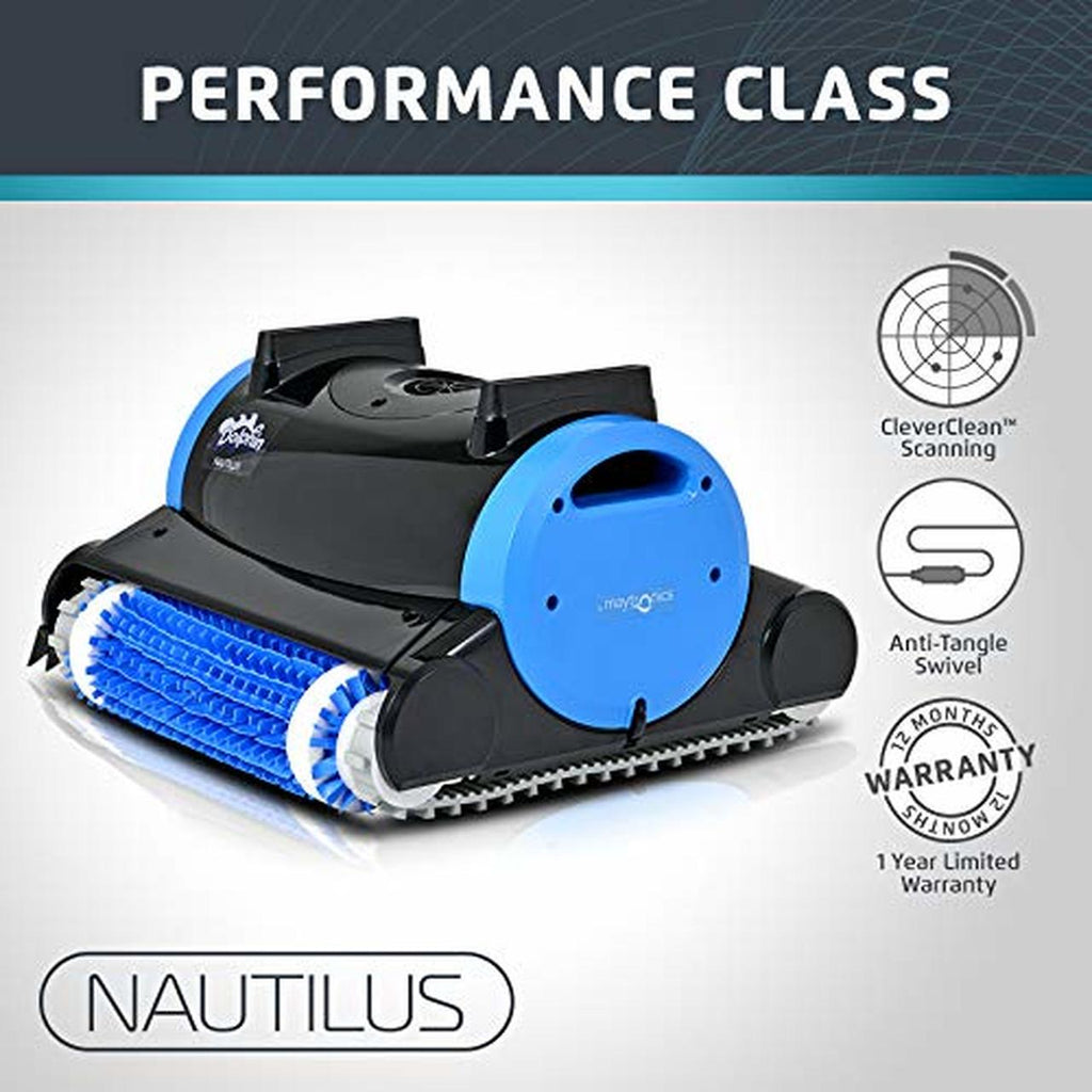 Nautilus Robotic Pool Cleaner