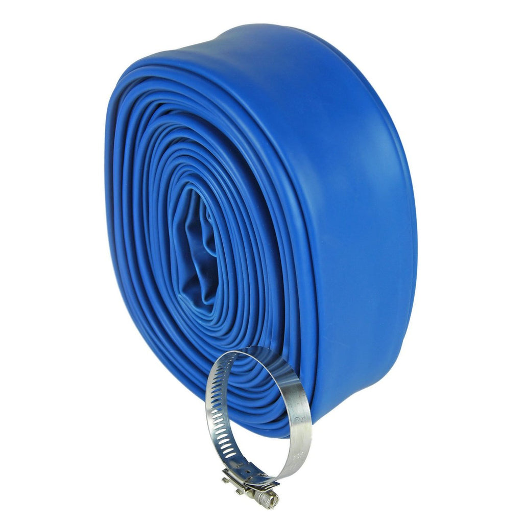 Heavy-Duty Backwash Hose