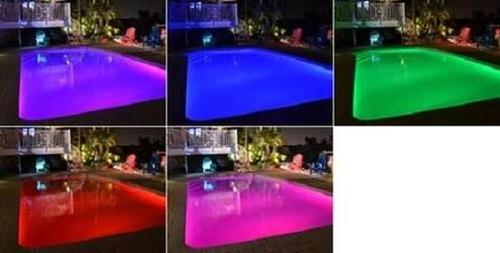 Pentair Spabrite Color Led Spa Hot Tub Pool Light