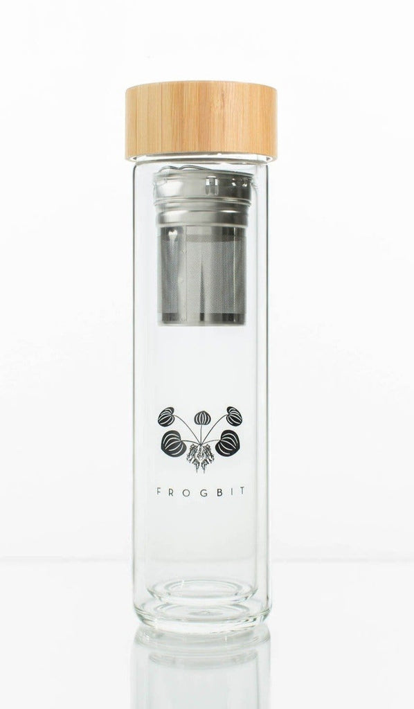 Frogbit™ Tea & Fruit Infuser Bottle 18oz (480ml) - frogbit