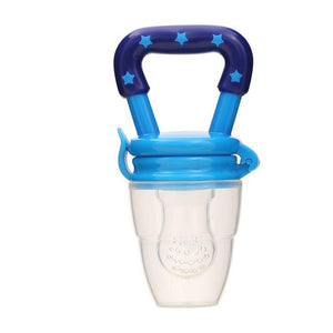 Baby silicone Food Pacifier - Essential for Feeding & Teething - Mammaz Cart