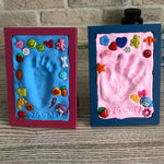 Load image into Gallery viewer, Safe Rubber Casting Soft Clay Kit for Baby Foot & Hand Prints - Mammaz Cart