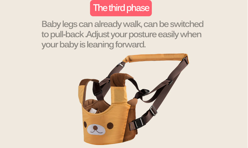 Baby Walking Safety Harnesses - Mammaz Cart