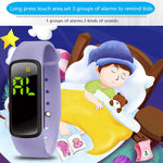 Load image into Gallery viewer, Premium LED Potty Training Watch - Water Resistant, Vibrating Alarm Reminders with 9 tones, Countdown Timer - Mammaz Cart