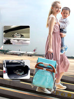 Load image into Gallery viewer, Easy Traveler Portable Baby Stroller - Mammaz Cart