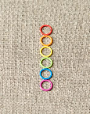 Colored Ring Stitch Markers (Original)