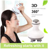 3D Electric Head Massager
