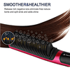 30s TurboStraight - 2in1 Hair Straightener & Curler Comb