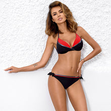 Load image into Gallery viewer, Swimwear Women Sexy Halter String Swimsuit