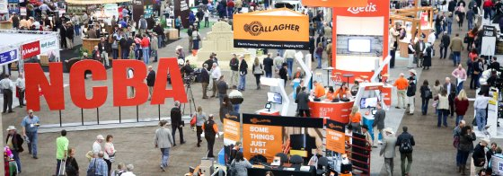 gallagher electric fence at ncba beef expo fence charger sales
