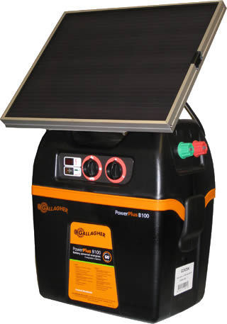 B100 Solar Fence Charger
