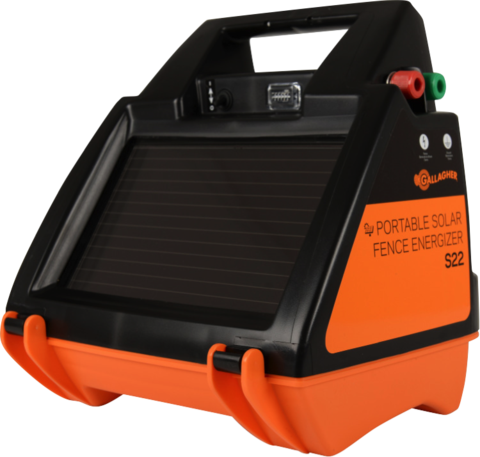 Gallagher S22 Solar Energizer