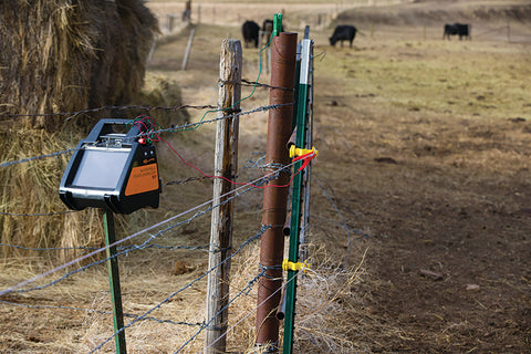 Case Of 4 Gallagher S22 Solar Electric Fence Chargers