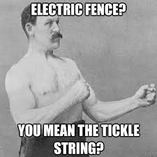 electric fence how does it work video