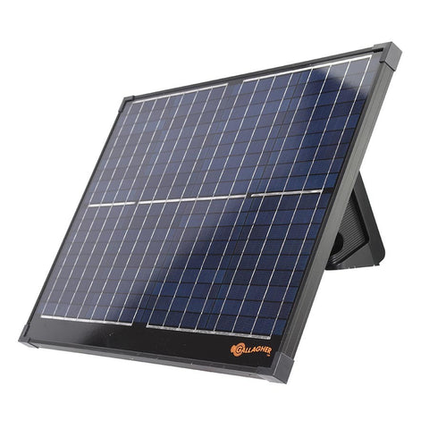 MBS400 Multi-Powered Energizer With 40 Watt Solar Kit