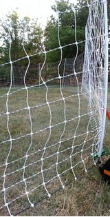 priemer electro fence netting poultry sheep goat fencing net
