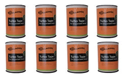"8 Rolls of 1/2"" 1312' Turbo Tape - Gallagher Electric Fence"