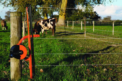 3 Gallagher Smartfence Electric Fence Systems Portable