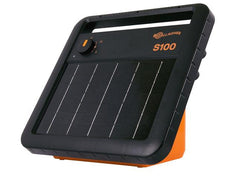Gallagher S100 Solar Charger / 30 Mile / 100 Acre - Gallagher Electric Fence