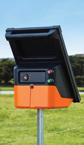 S200 Portable Solar Electric Fence Charger Gallagher