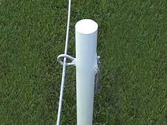 "Gallagher 1"" x 66"" Fiberglass Fence Posts 100 Pack - Gallagher Electric Fence"