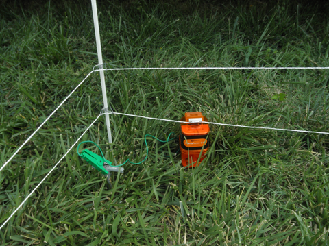 Electric Fence For Garden