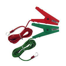 Universal Fence Charger Lead Set - Gallagher Electric Fence