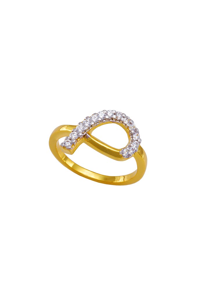 Gold Ring S14KR002