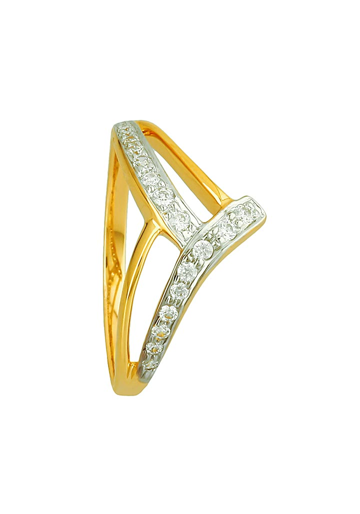 Gold Ring S14KR004