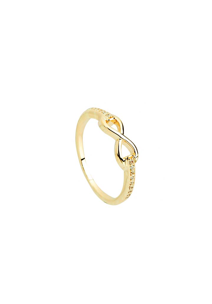 Gold Ring S14KR120