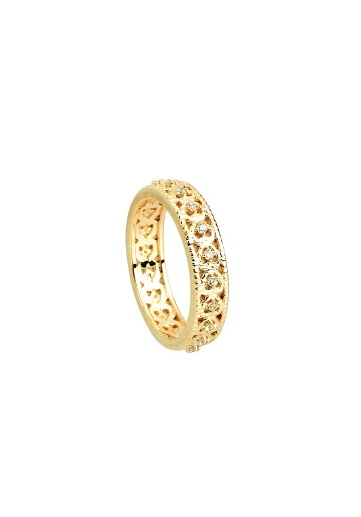 Gold Ring S14KR125