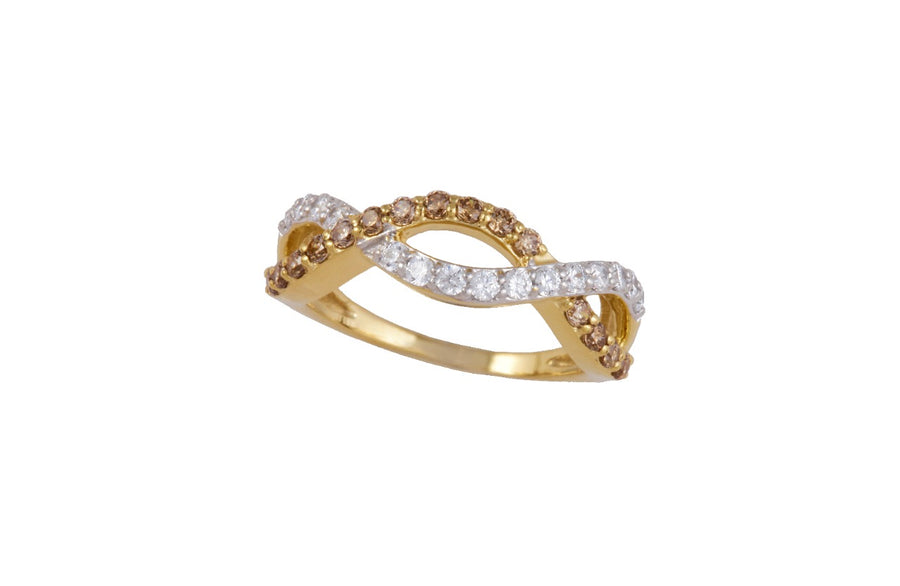 Gold Ring S14KR014