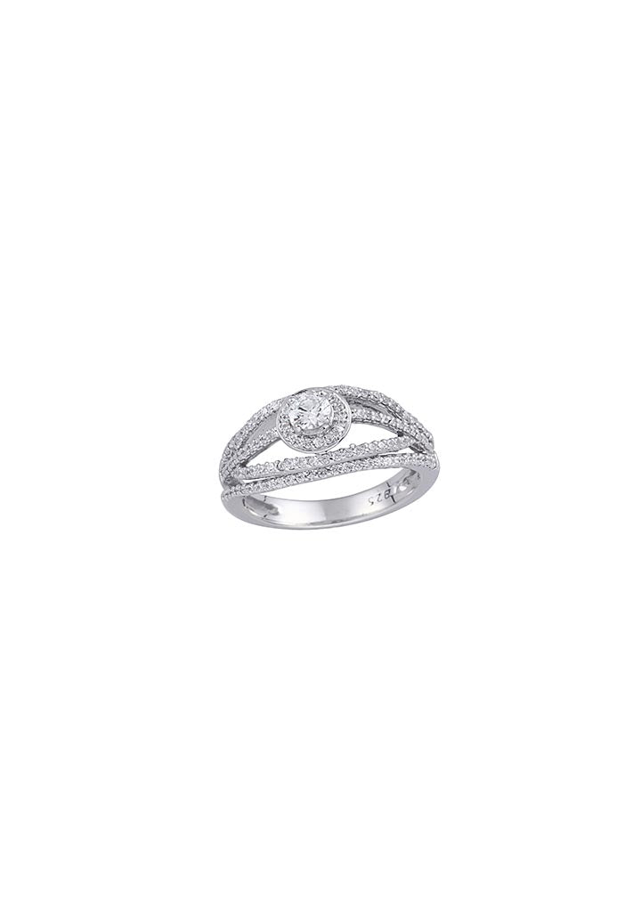 Silver Ring KGR00015