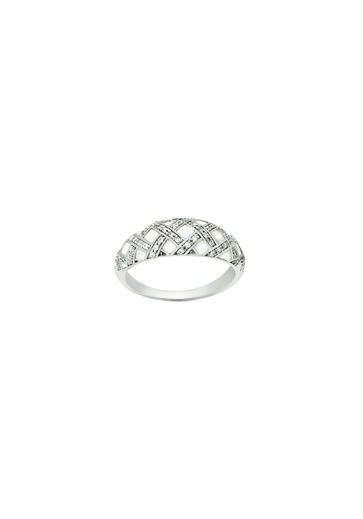 Silver Ring KGR00017