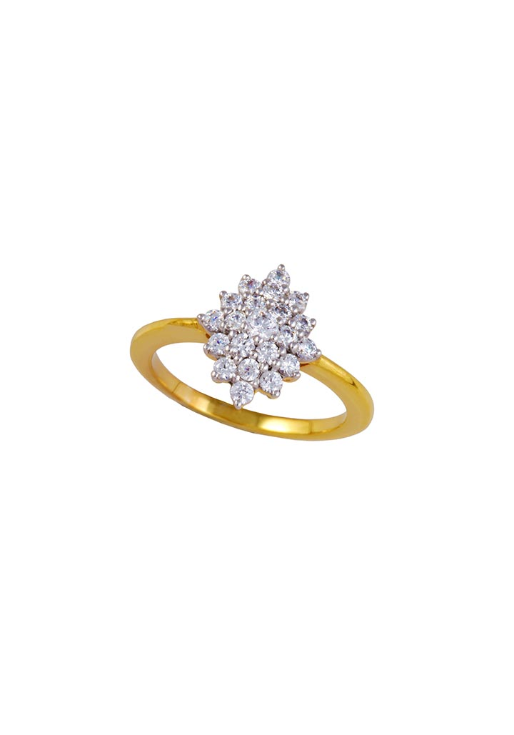 Gold Ring S14KR018