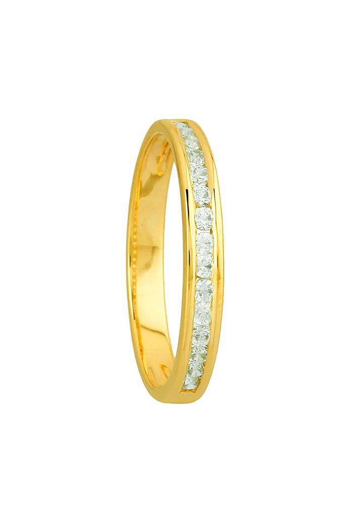Gold Ring S14KR021