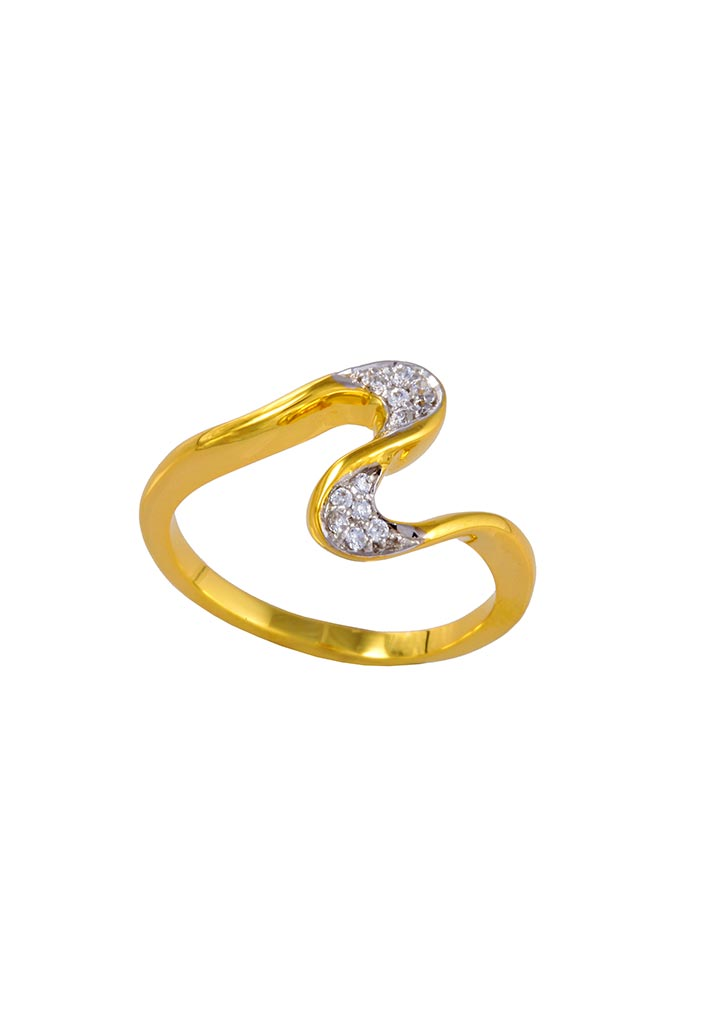Gold Ring S14KR025