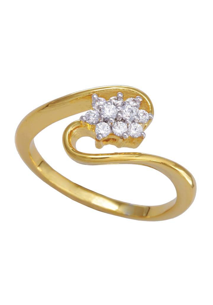 Gold Ring S14KR028