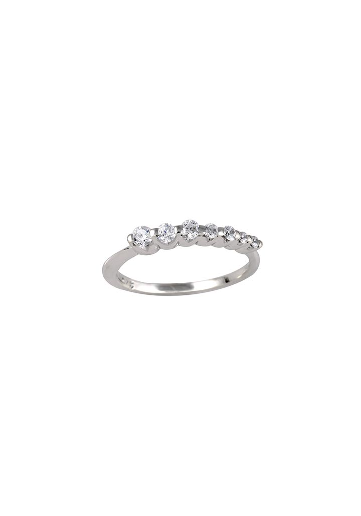 Silver Ring KGR00304a