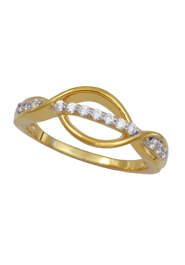 Gold Ring S14KR035