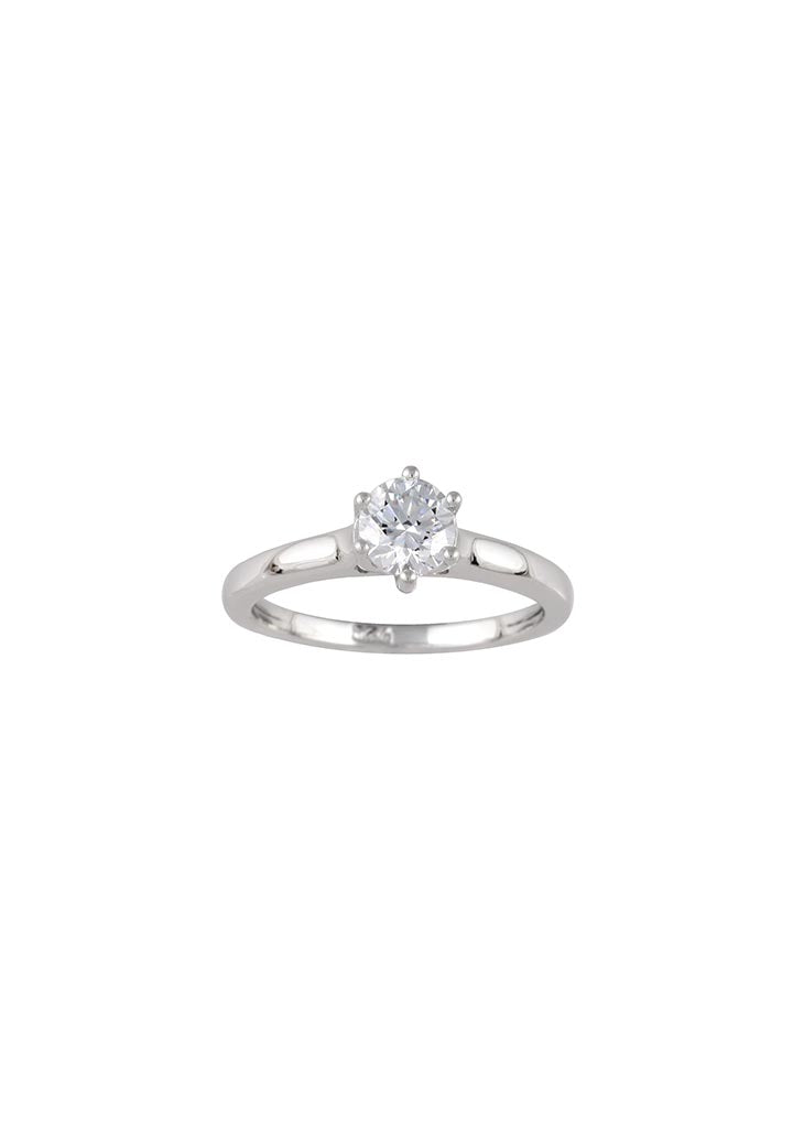 Silver Ring KGR00357