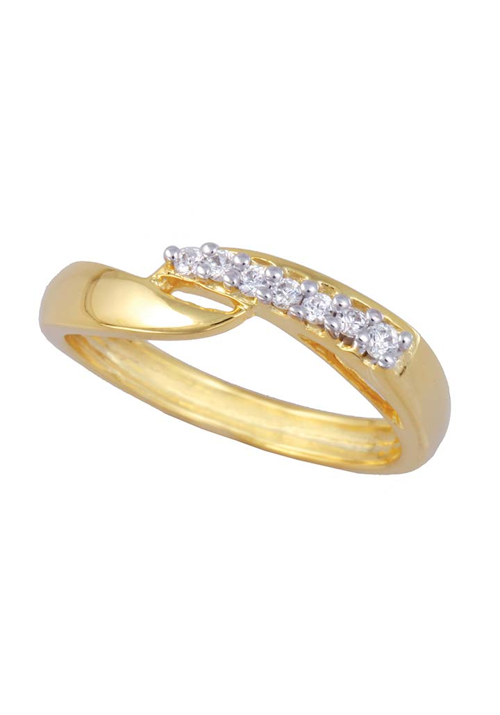 Gold Ring S14KR042